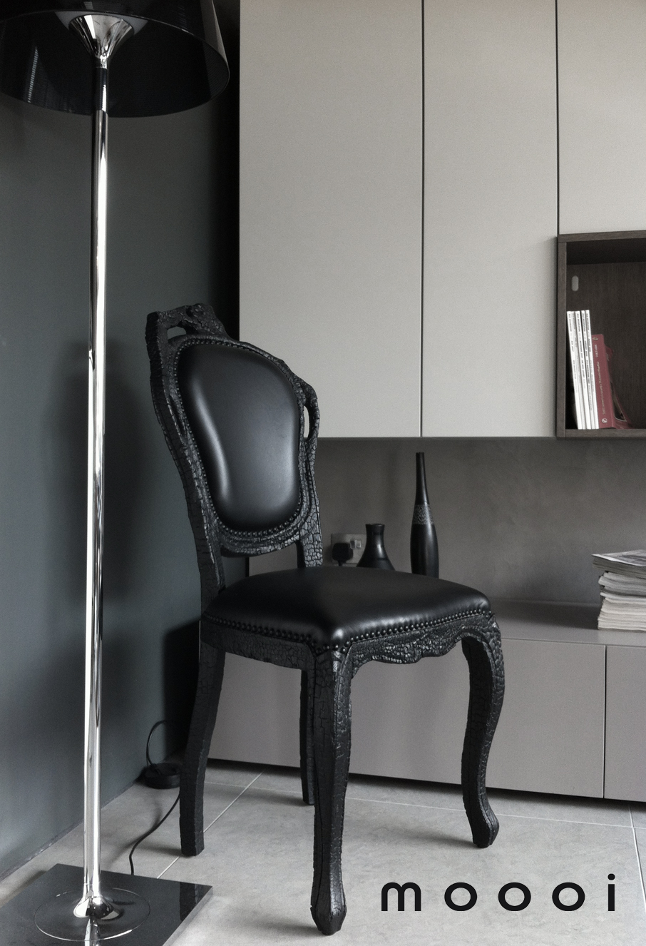 Moooi burnt chair from Abitalia