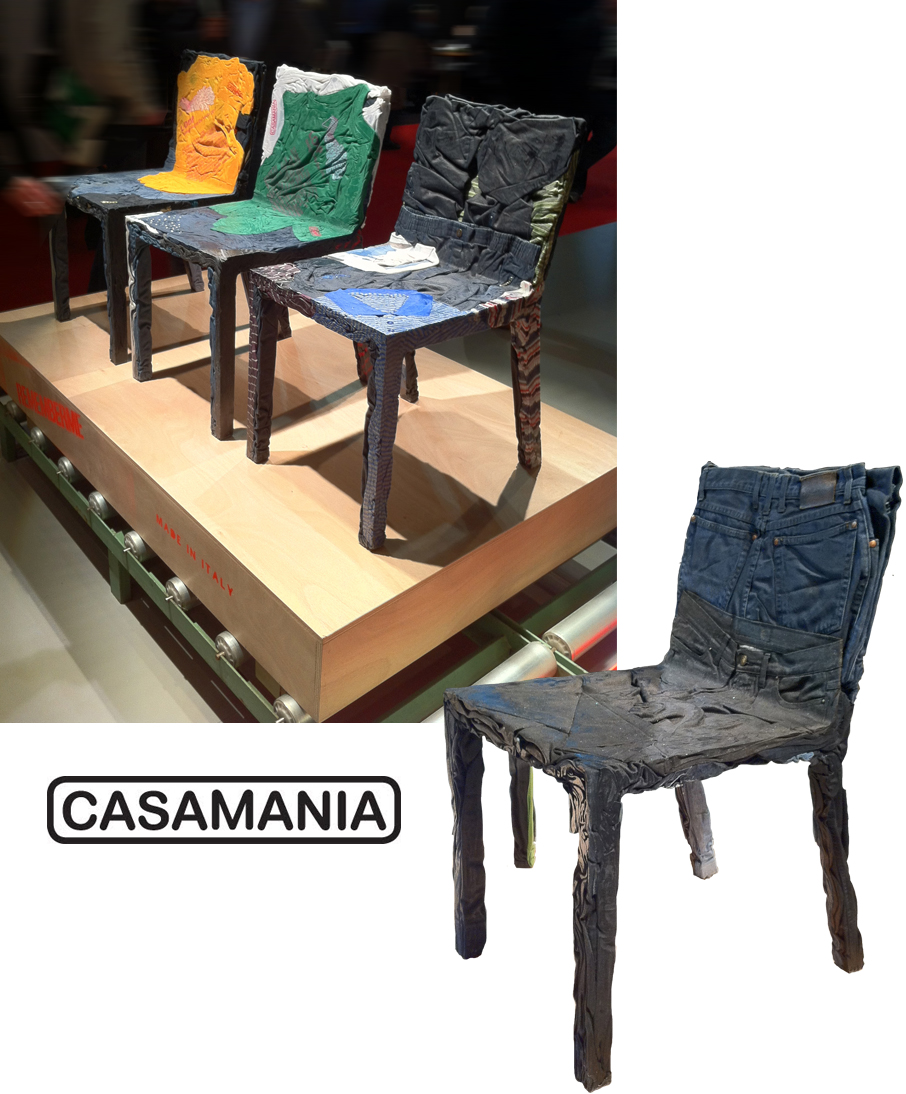 Casamania - Rememberme chair