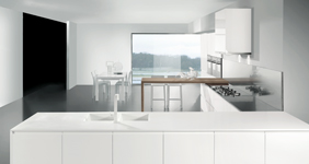 Abitalia contemporary contract kitchens